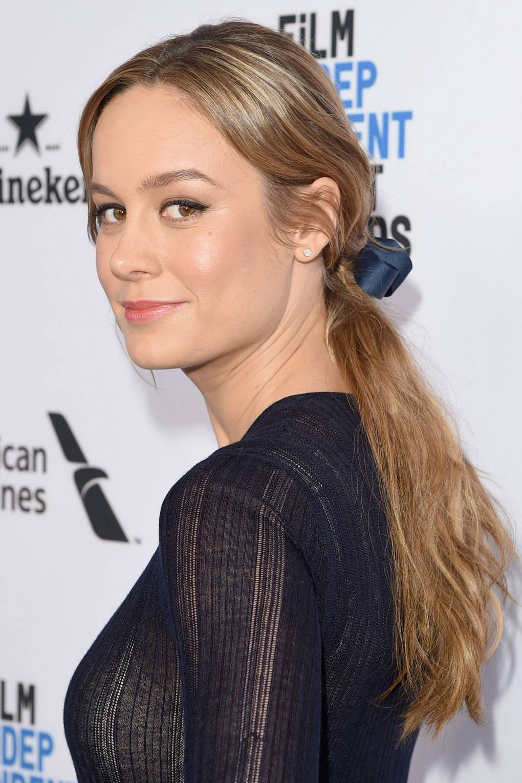 Brie larson see through dress new pictures