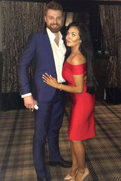 February: Scarlett Moffatt and Luke Crodden