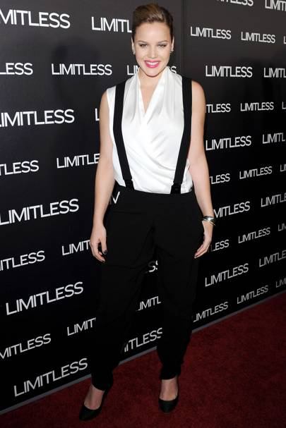 DON'T #7: Abbie Cornish at the Limitless premiere, March