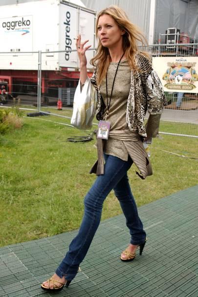 Kate Moss – Field Day