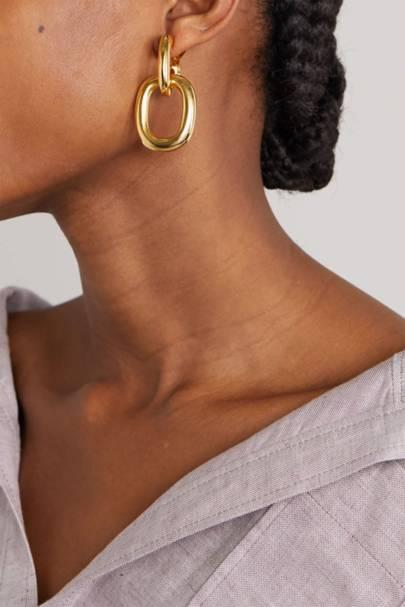 Net-A-Porter Singles' Day sale: the earrings