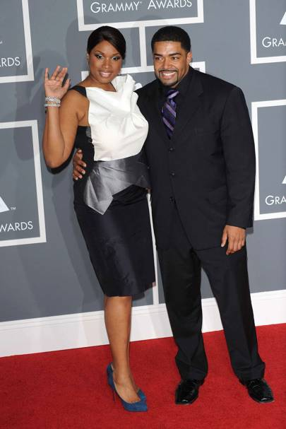 Jennifer Hudson & David Otunga