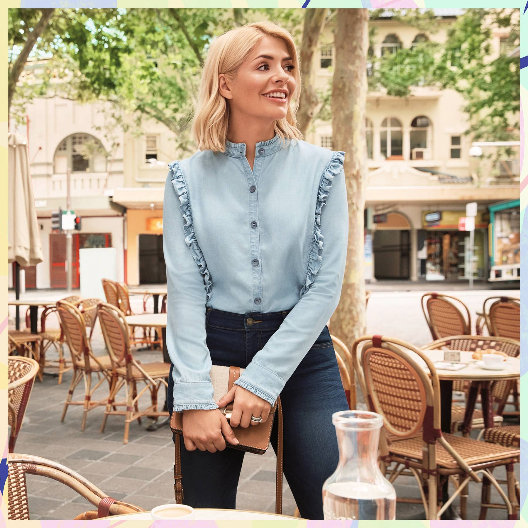ac20a6294 Holly Willoughby's New M&S Denim Edit Has Landed | Glamour UK