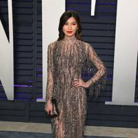 Gemma Chan in Tom Ford