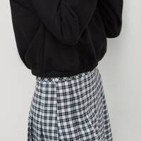 BEST PLEATED SKIRTS: CHECKED