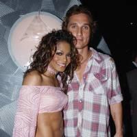 Matthew McConaughey & Janet Jackson