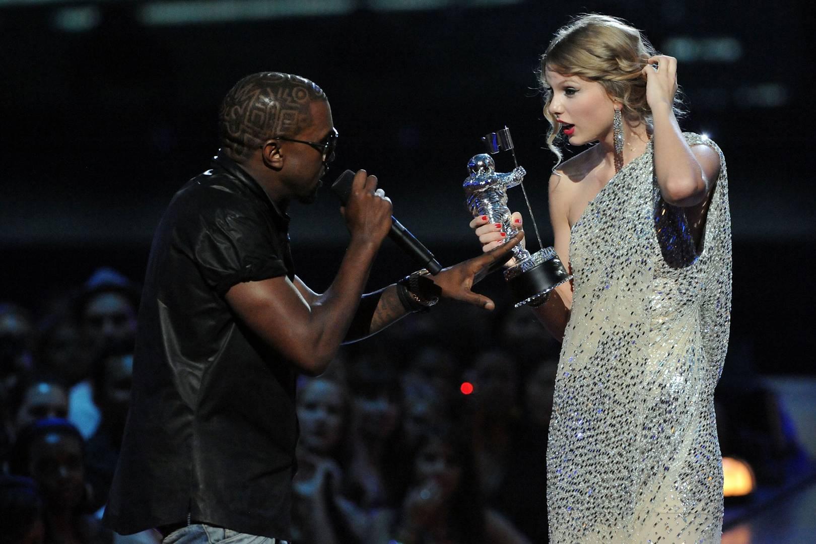 Leaked Audio Catches Kanye West Calling Taylor Swift a Horrible Name Leaked Audio Catches Kanye West Calling Taylor Swift a Horrible Name new pictures