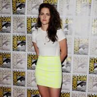 Kristen Stewart at Comic-Con 2012