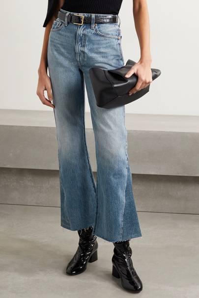 Best Flared Jeans - Khaite