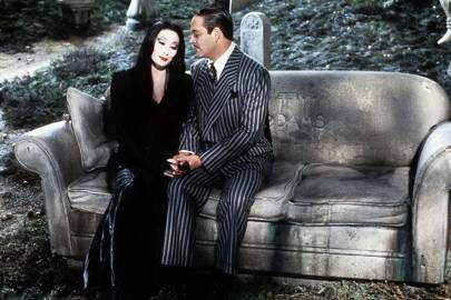 Morticia and Gomez  sc 1 st  Glamour UK & Couples Halloween Costumes: Scary Funny u0026 Sexy Ideas | Glamour UK