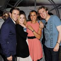Jessica Ennis & Downton Abbey Stars