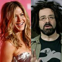 Jennifer Aniston and Adam Duritz
