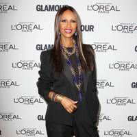 Iman at the GLAMOUR Women of the Year Awards
