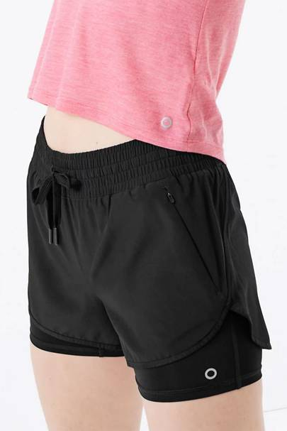Best workout clothes: the running shorts