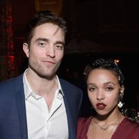 October: Robert Pattinson and FKA Twigs