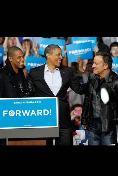 Jay-Z & Bruce Springsteen