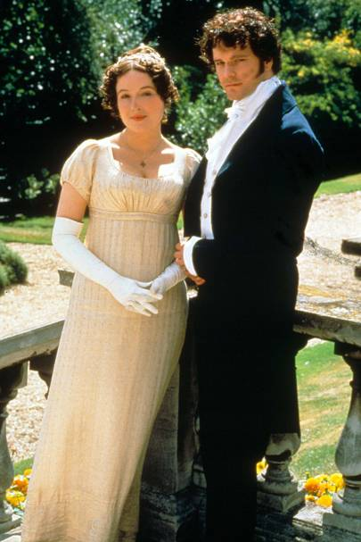 Mr Darcy in Pride & Prejudice