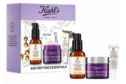 Kiehl's skincare gift set