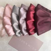 Best Etsy face mask UK: silk