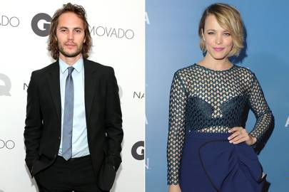 Taylor kitsch is dating