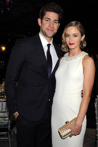 Emily blunt due date in Perth