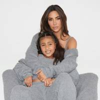 Kim Kardashian West & North West
