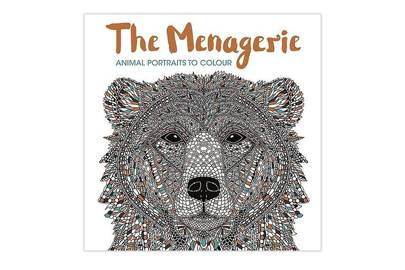 Best adult colouring books: for the animal lover