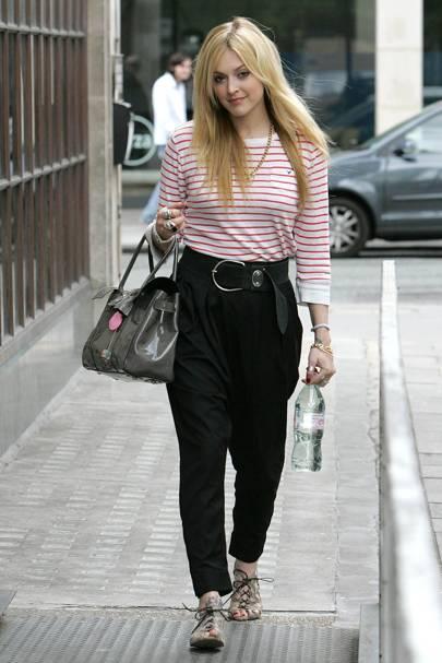be8271cb627220 Fearne Cotton Fashion   Style - Pregnant   Bump Photos