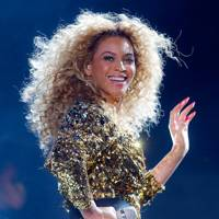 Beyoncé at Glasto