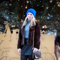 Ainslie Hogg, Fashion Intern