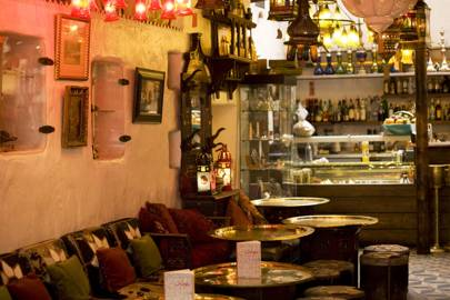 A Cosy Moroccan Style Café Attached To The Gorgeous Momo Restaurant In  Londonu0027s Tucked Away Heddon Street, Just Seconds From Busy Regent Street.