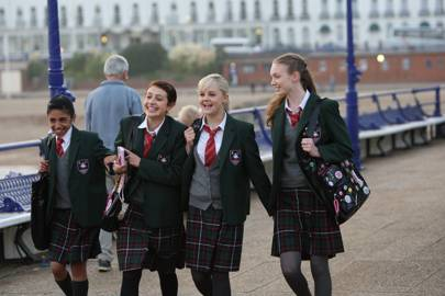 Angus, Thongs, and Perfect Snogging, 2008