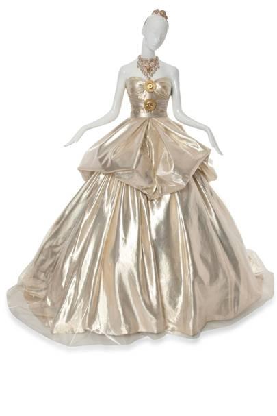 Cinderella, by Versace