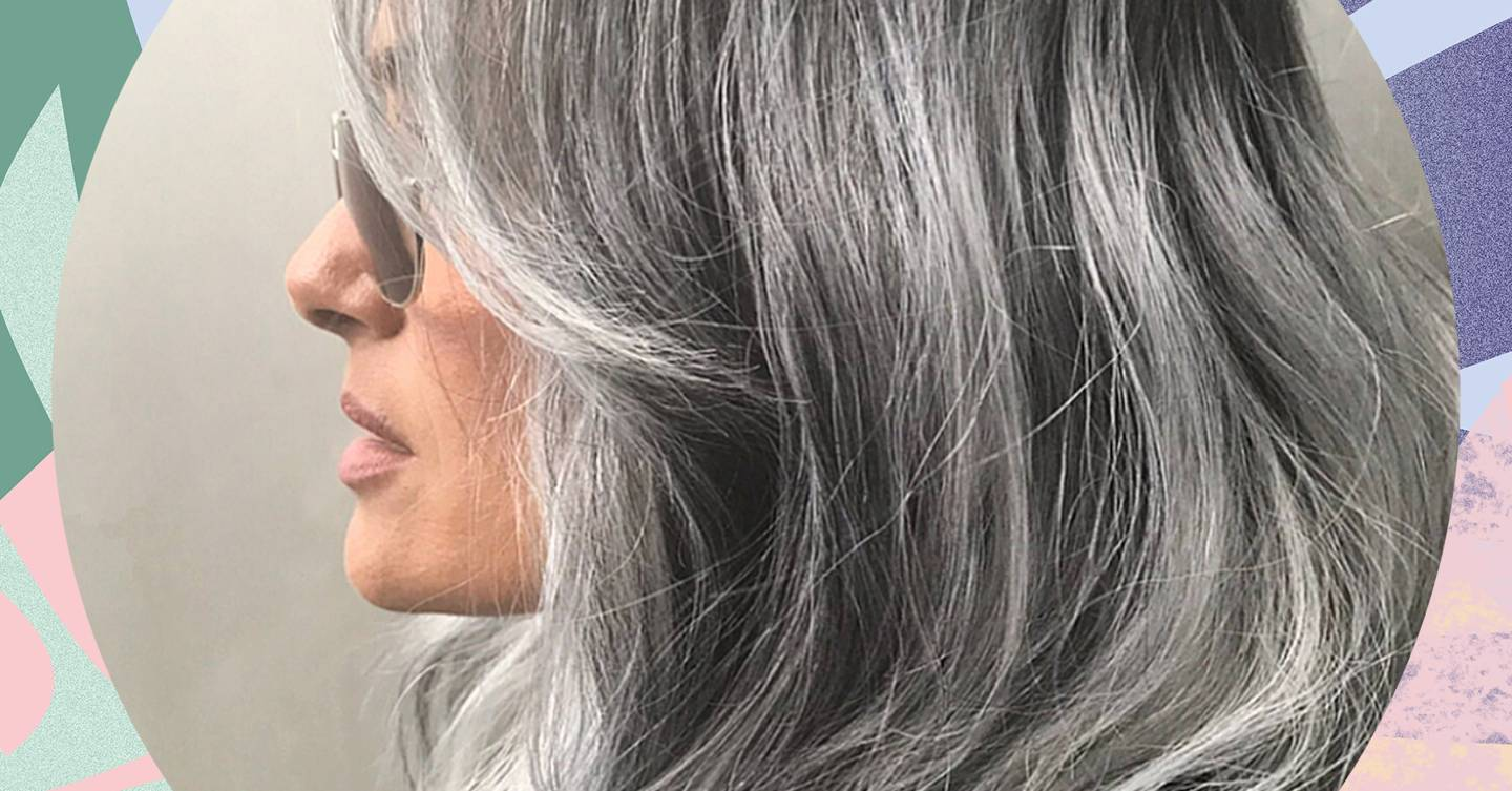 How To Get Grey Hair A Guide To 2018s Silver Hair Colour Trend