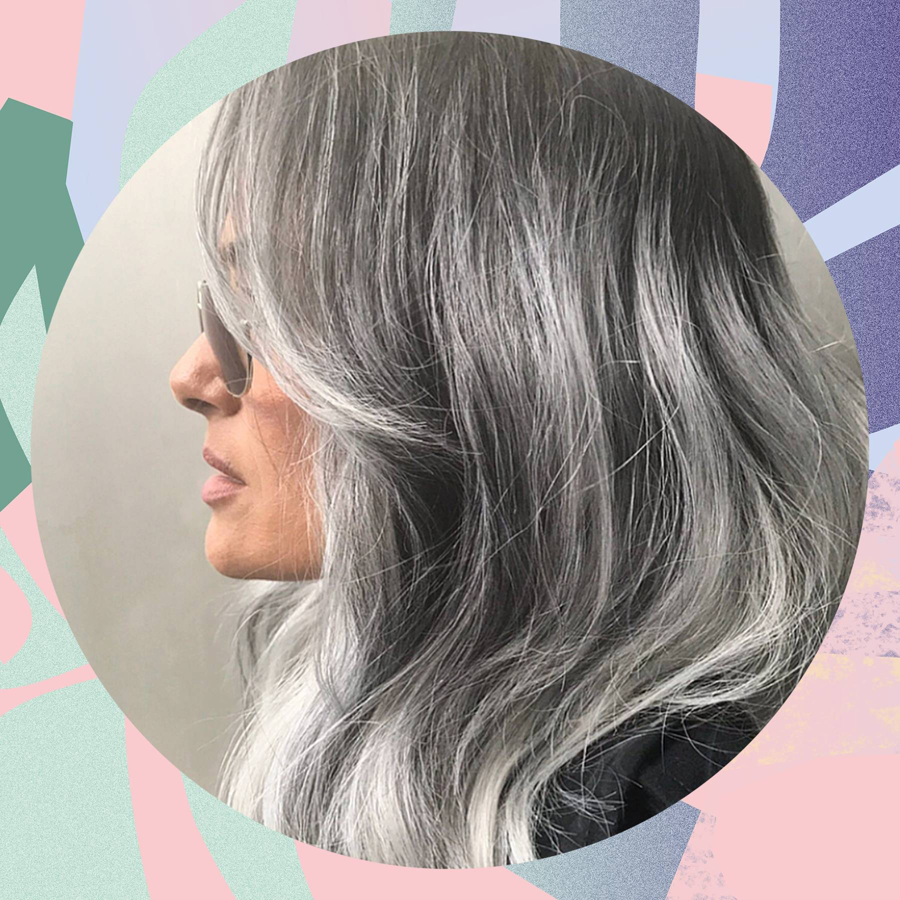 How To Get Grey Hair A Guide