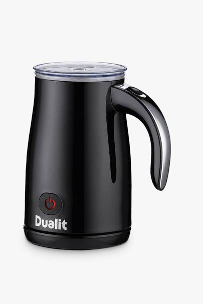 Best Dualit milk frother hot chocolate