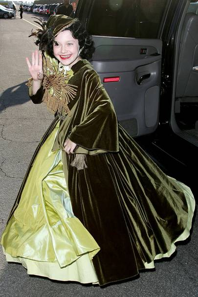 Costume Drama - Dakota Fanning