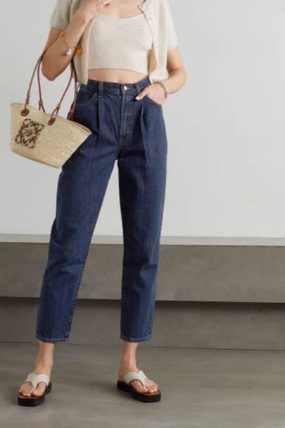 J Brand mom jeans