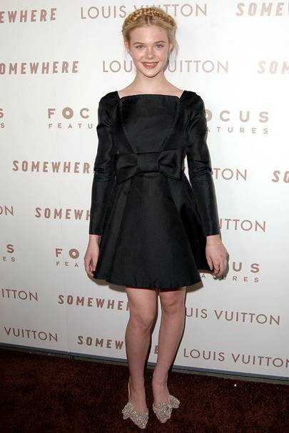 Little Black Dress - Elle Fanning