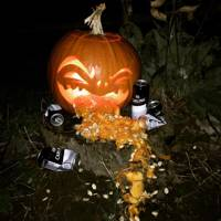 Vomitting Pumpkin