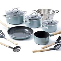 Best cookware sets: the complete saucepan set
