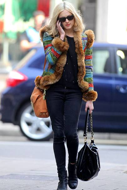 Off Duty: Fearne Cotton