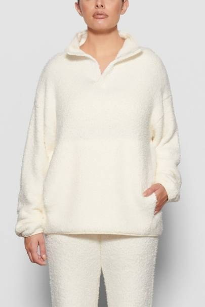 Skims Loungewear: the pullover