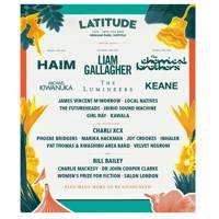 Latitude Festival, Suffolk