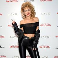 Gigi Hadid as Hot Sandy From Grease