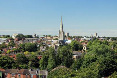 Best city breaks UK: Norwich