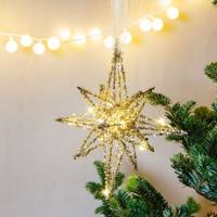 Best Christmas decorations: the sparkly star