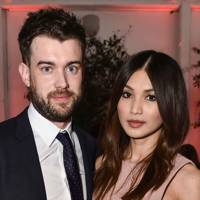 December: Jack Whitehall and Gemma Chan