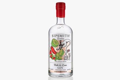 Best refreshing flavoured gin