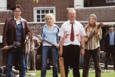 Shaun Of The Dead, 2004